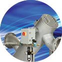 High Flow Mechanically Cleaned Strainers